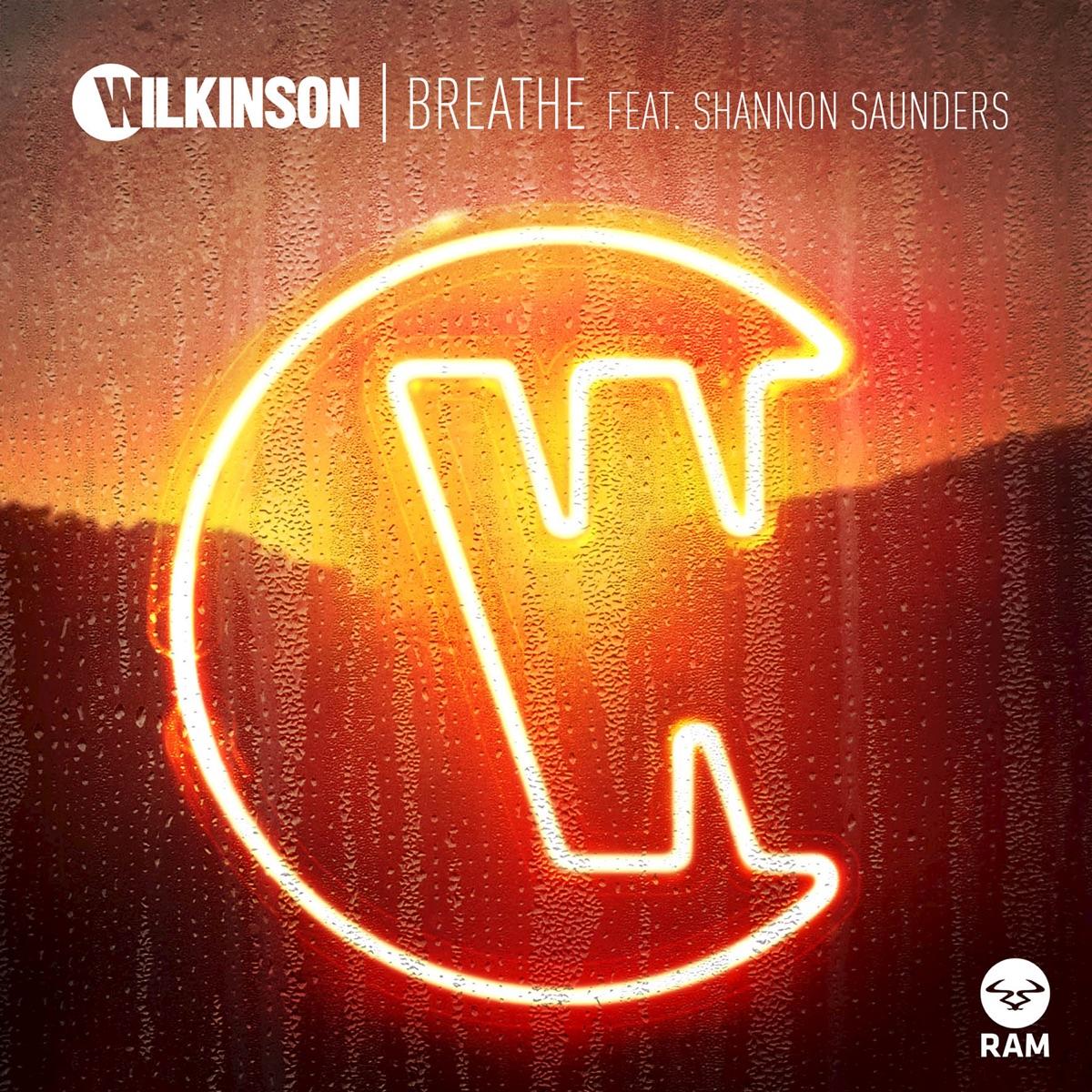 Breathe Album Cover by Wilkinson