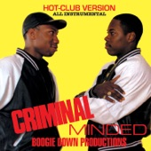 Boogie Down Productions - Poetry (Instrumental Version)