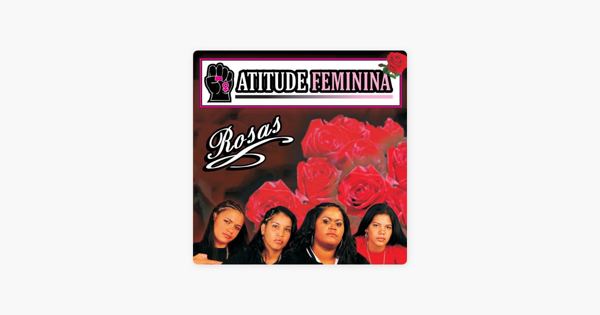 155c59445d31f  Rosas de Atitude Feminina no Apple Music