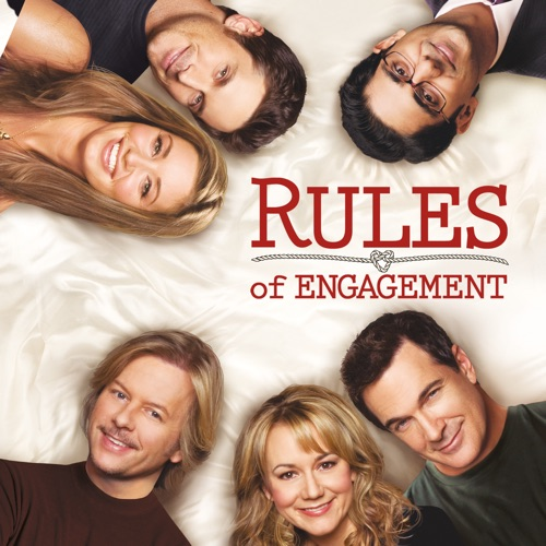 Rules of Engagement, Season 3 movie poster