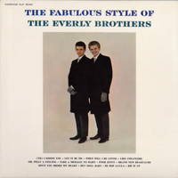 The Everly Brothers - Let It Be Me artwork