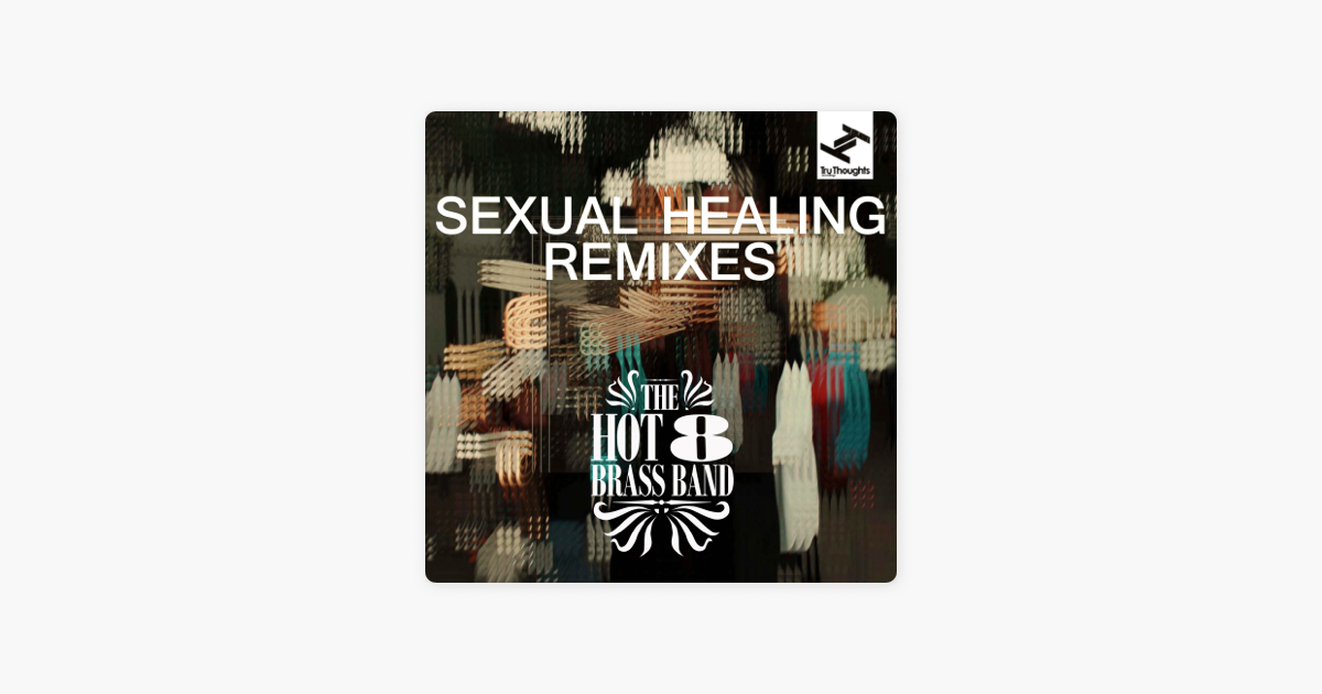 Sexual healing cover brass