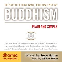 Buddhism Plain and Simple (Unabridged)