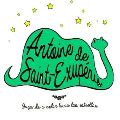 Antoine de Saint Exupéry: Jugando a volar hacia las estrellas [Playing to Fly to the Stars] (Unabridged)
