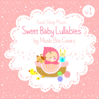 Relax α Wave - Sweet Baby Lullabies: Disney/Studio Ghibli and Children Songs - Good Sleep Music for Babies by Music Box Covers, Vol. 1