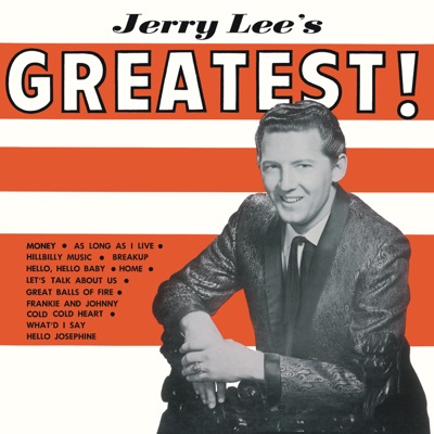Jerry Lee's Greatest! (Remastered) - Jerry Lee Lewis