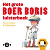 Ted Van Lieshout - Het grote Boer Boris luisterboek artwork