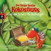 Der kleine Drache Kokosnuss und der Schatz im Dschungel (Der kleine Drache Kokosnuss 12) - Ingo Siegner