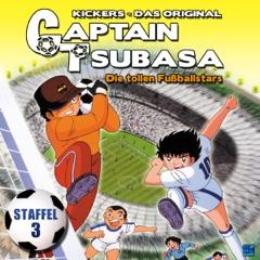 Captain Tsubasa - Die tollen Fußballstars, Staffel 3