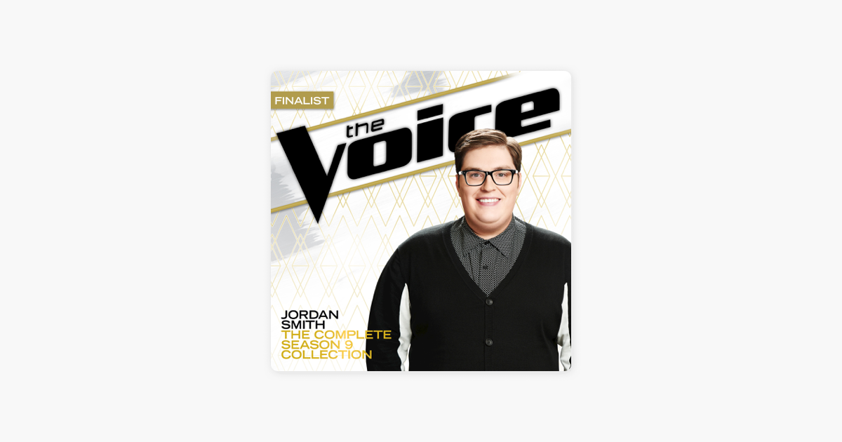 The Complete Season 9 Collection (The Voice Performance) by Jordan ...