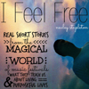 Nealey Stapleton - I Feel Free: Real Short Stories from the Magical World of Music Festivals & What They Teach Us About Living Purposeful Lives (Unabridged)  artwork