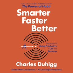Smarter Faster Better: The Secrets of Being Productive in Life and Business (Unabridged)