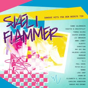 Various Artists - Sjæl I Flammer - 56 Danske Hits Fra Den Bedste Tid