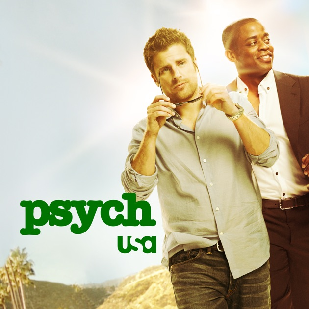 psych season 5 on itunes
