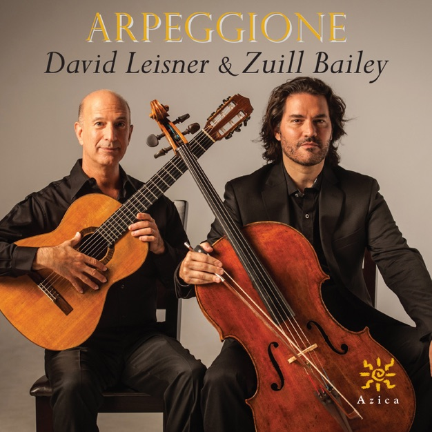 Arpeggione by David Leisner for the Classical guitar