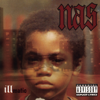 Nas - Illmatic  artwork