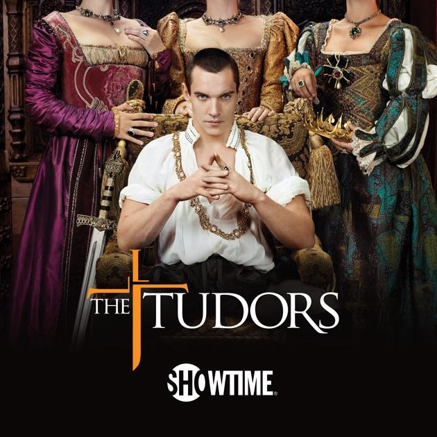 Sexy tudors tv show