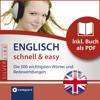 Gesa Füßle - Englisch schnell & easy - Fokus Wortschatz und Redewendungen: Compact SilverLine - Englisch artwork