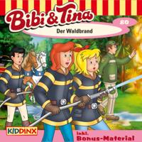 Bibi und Tina - Folge 80 - Der Waldbrand artwork