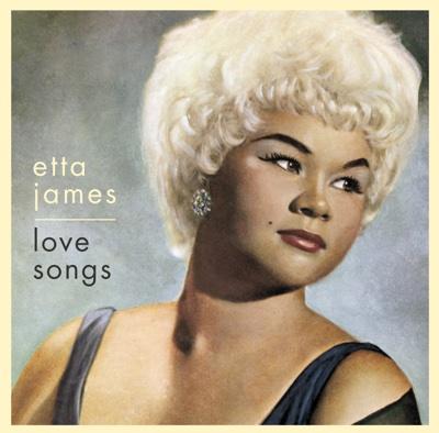 Love Songs - Etta James album