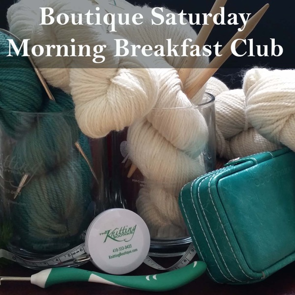 Knitting Boutique's podcast