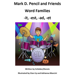 Mark D. Pencil and Friends - Kit Is Fit