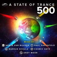 A State of Trance 500 (Mixed Version)