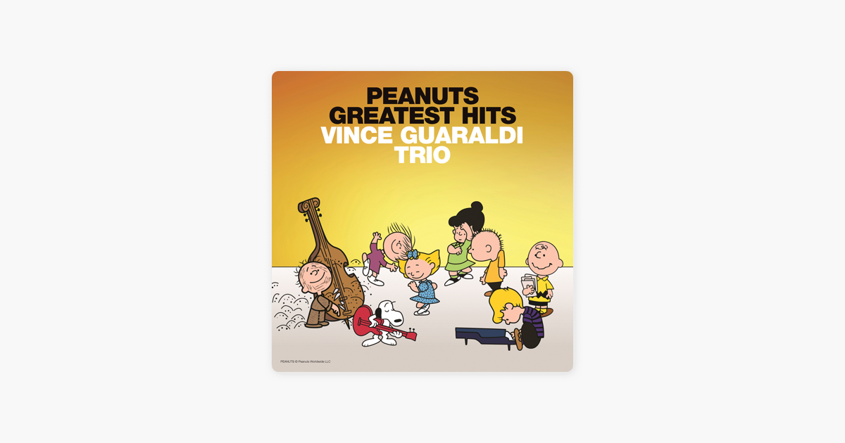 Peanuts Greatest Hits (Music From the TV Specials) by Vince Guaraldi ...