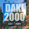 Daki 2000 - 1000 Colors artwork
