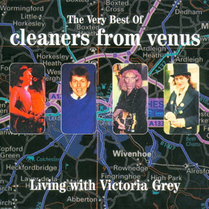 Cleaners from Venus - Ilya Kuryakin Looked At Me