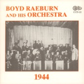 Boyd Raeburn And His Orchestra - Prisoner Of Love
