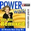 Power Cardio - 80's Hits Remixed (60 Minute Non-Stop Workout Mix), Power Music Workout