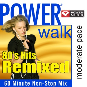 Power Music Workout - Holding Out for a Hero