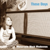 Motorcycle Black Madonnas - Sliding into Red