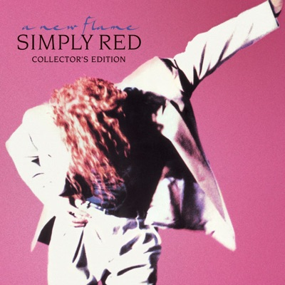 A New Flame (Collectors Edition) - Simply Red