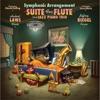 Symphonic Arrangement Suite for Flute Jazz Piano Trio