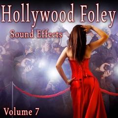 Hollywood Foley Sound Effects, Vol. 7
