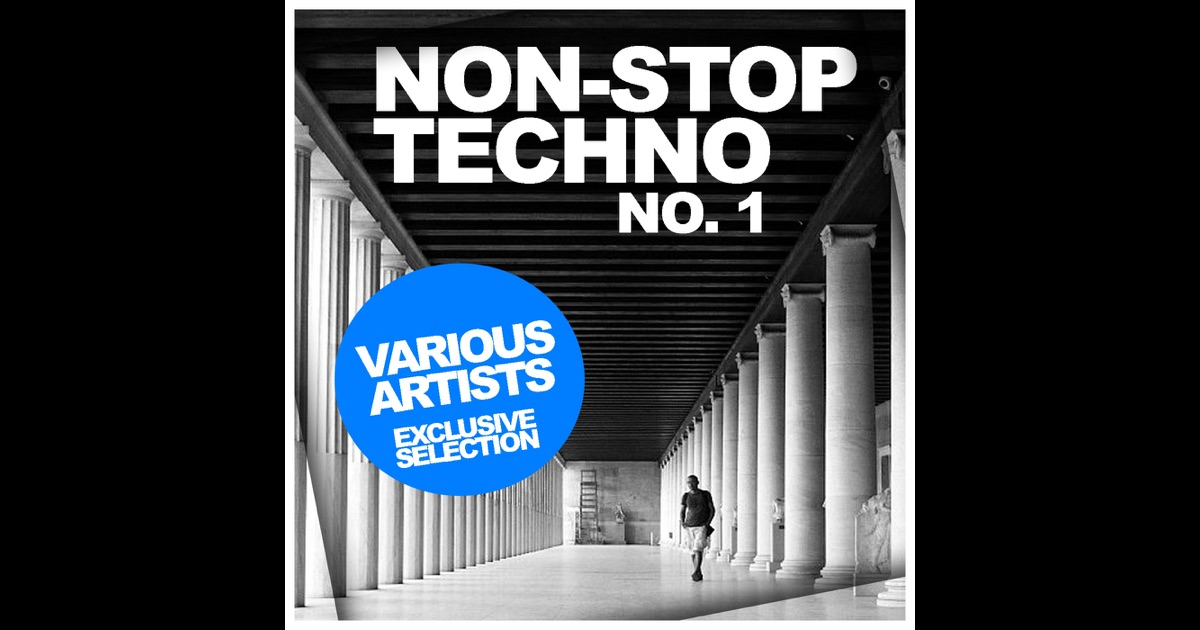 Various - No. 1 Techno Volume 3