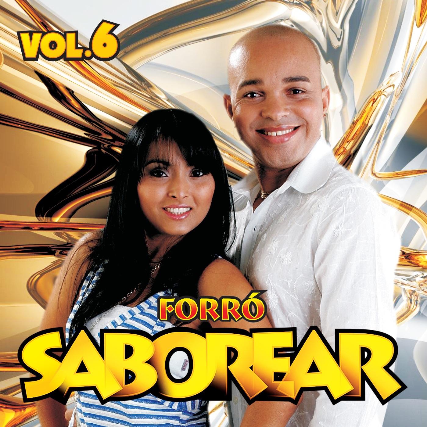 Forró Saborear, Vol. 6
