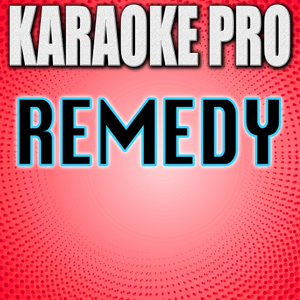 Karaoke Pro - Remedy (Originally Performed by Adele) [Instrumental Version]