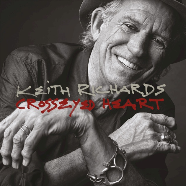 Crosseyed Heart by Keith Richards on Apple Music
