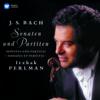 J.S. Bach: Complete Sonatas & Partitas for Violin - Itzhak Perlman