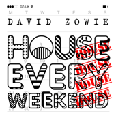 House Every Weekend (Mike Mago Remix) - David Zowie