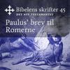 KABB - Paulus' brev til romerne (Bibel2011 - Bibelens skrifter 45 - Det Nye Testamentet) artwork