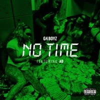 No Time (feat. AD) - Single Mp3 Download