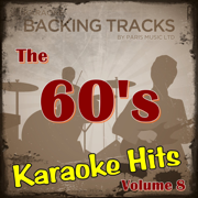 Karaoke Hits 60's, Vol. 8 - Paris Music - Paris Music