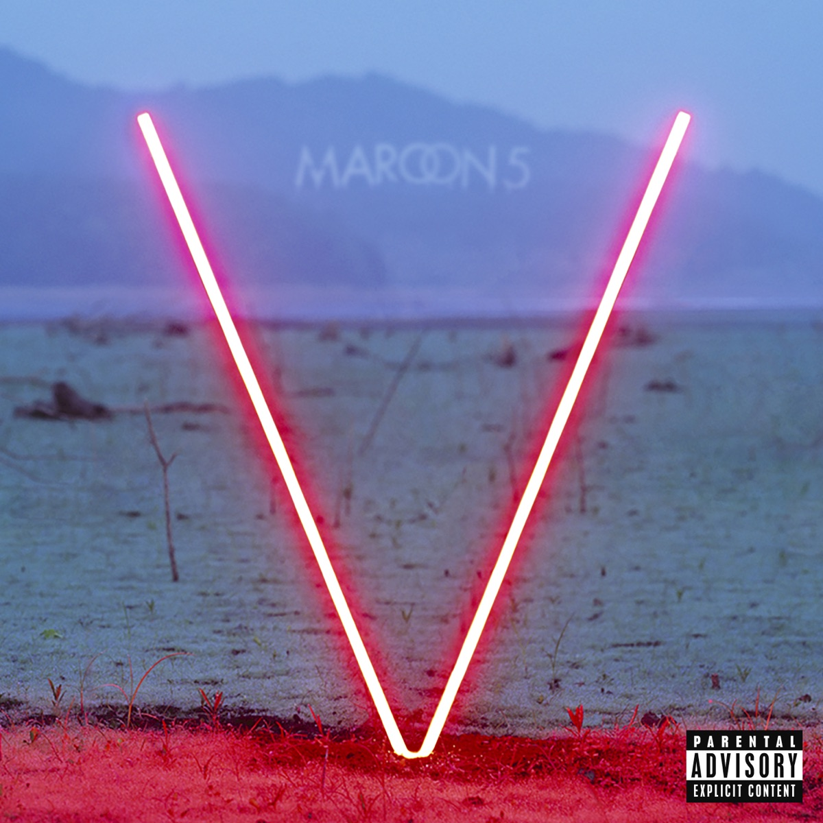 V Deluxe Maroon 5 CD cover