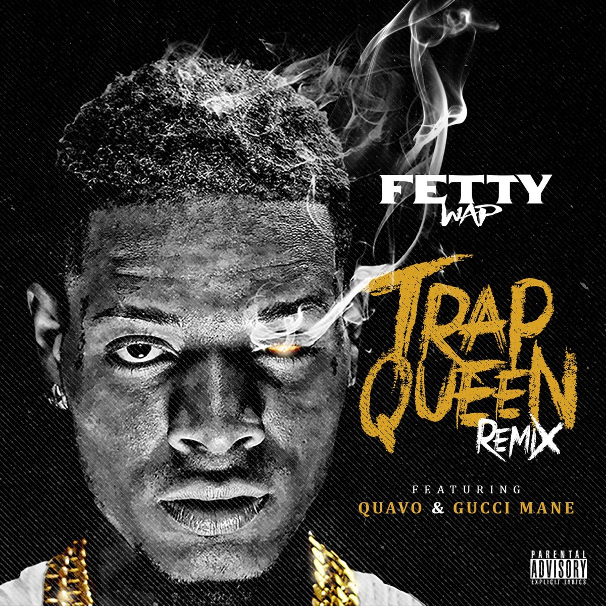 Trap Queen Album Cover by Fetty Wap