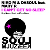 I Can't Get No Sleep (feat. Mary R) - Single