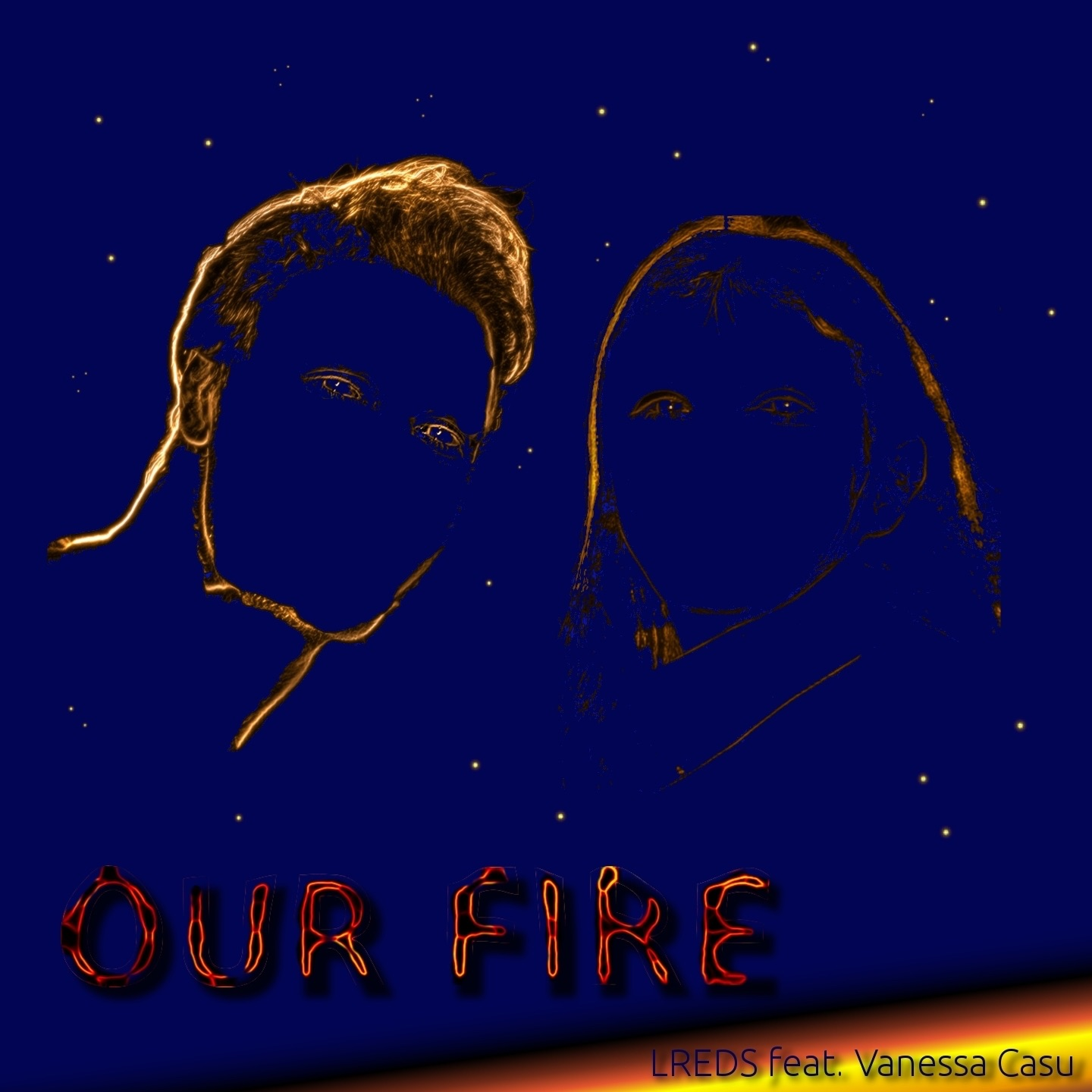 Our Fire (feat. Vanessa Casu) - Single